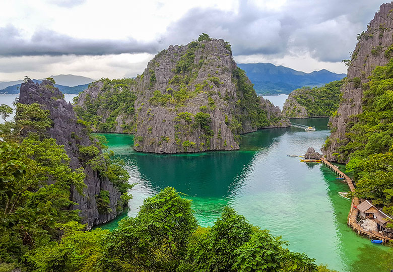 coron attraction